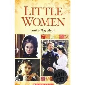 Scholastic Readers: Little Women + CD