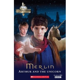 Scholastic Readers: Merlin - Arthur and the Unicorn + CD