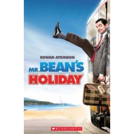 Scholastic Readers: Mr Bean's Holiday + CD