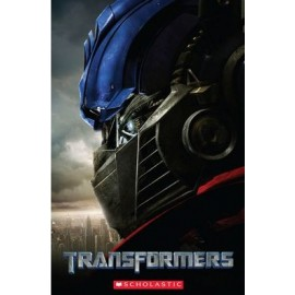 Scholastic Readers: Transformers + CD