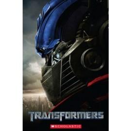 Scholastic Readers: Transformers + CD