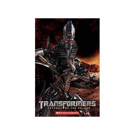 Scholastic Readers: Transformers - Revenge of the Fallen + CD Scholastic 9781908351449