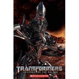 Scholastic Readers: Transformers - Revenge of the Fallen + CD