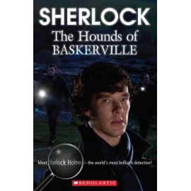 Scholastic Readers: Sherlock - The Hounds of Baskerville + CD