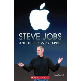 Scholastic Readers: Steve Jobs and the Story of Apple + CD