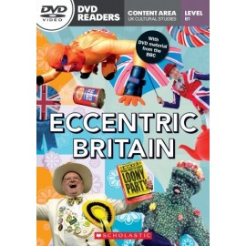 Scholastic Readers: Eccentric Britain + DVD