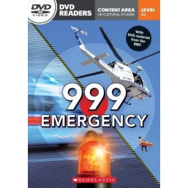 Scholastic Readers: 999 Emergency + DVD