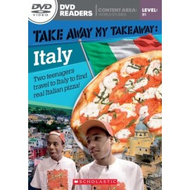 Scholastic Readers: Take Away My Takeaway - Italy + DVD