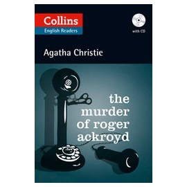 Collins English Readers: The Murder of Roger Ackroyd + MP3 Audio CD