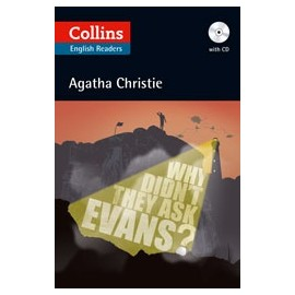 Collins English Readers: Why Didn´t They Ask Evans? + MP3 Audio CD