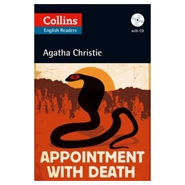Collins English Readers: Appointment with Death + MP3 Audio CD