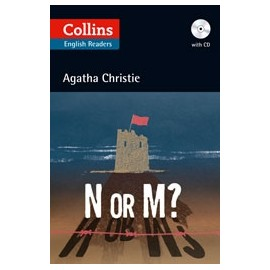 Collins English Readers: N or M + MP3 Audio CD