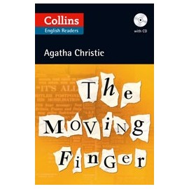 Collins English Readers: The Moving Finger + MP3 Audio CD