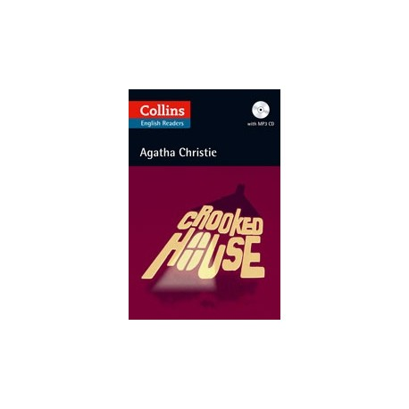 Collins English Readers: Crooked House + MP3 Audio CD Collins 9780007451654