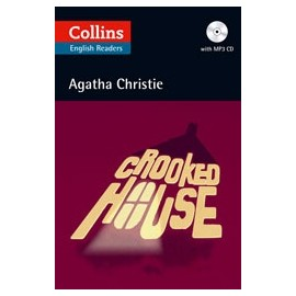Collins English Readers: Crooked House + MP3 Audio CD
