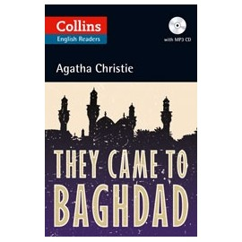Collins English Readers: They Came to Baghdad + MP3 Audio CD