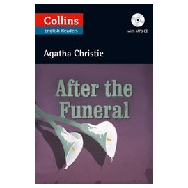 Collins English Readers: Afer the Funeral + MP3 Audio CD