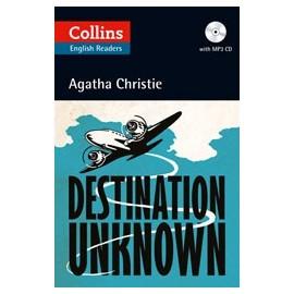 Collins English Readers: Destination Unknown + MP3 Audio CD