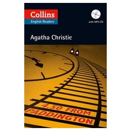 Collins English Readers: 4.50 from Paddington + MP3 Audio CD