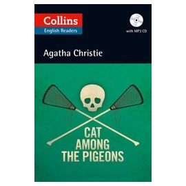 Collins English Readers: Cat Among the Pigeons + MP3 Audio CD