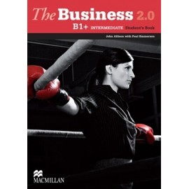The Business 2.0 Intermediate Student's Book + eWorkbook