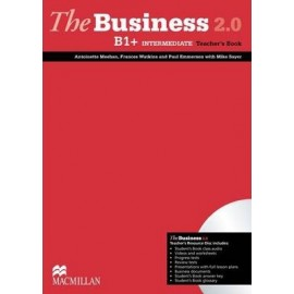 The Business 2.0 Intermediate Teacher's Book + Resource Disc