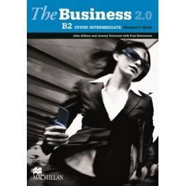 The Business 2.0 Upper Intermediate Student's Book + eWorkbook