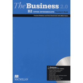 The Business 2.0 Upper Intermediate Teacher's Book + Resource Disc
