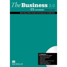 The Business 2.0 Advanced Teacher's Book + Resource Disc