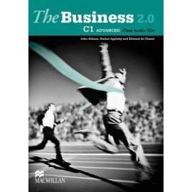 The Business 2.0 Advanced Class CD