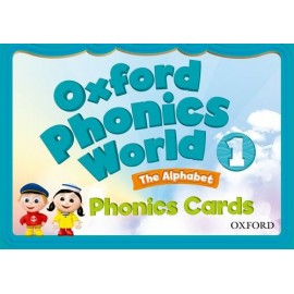 Oxford Phonics World 1 The Alphabet Phonics Cards