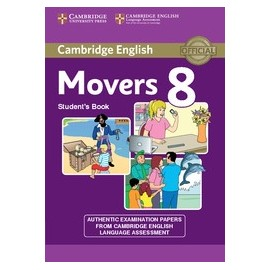 Cambridge English Young Learners 8 Movers Student's Book