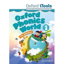 Oxford Phonics World 1 The Alphabet iTools DVD-ROM
