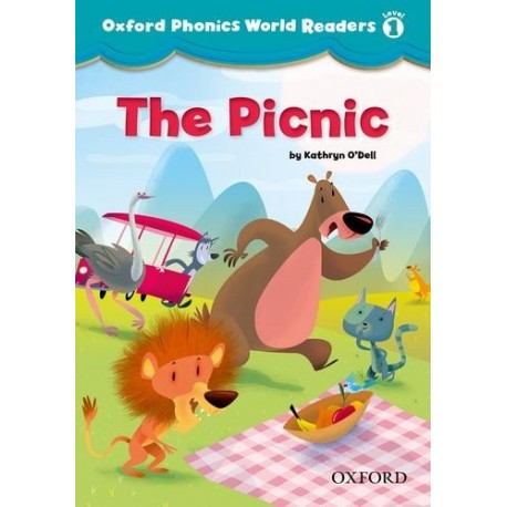 Oxford Phonics World 1 Reader The Picnic