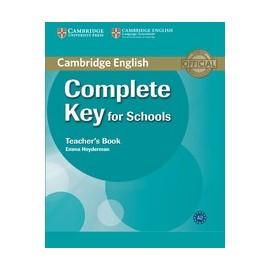 Complete Key for Schools Teacher's Book