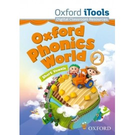 Oxford Phonics World 2 Short Vowels iTools DVD-ROM
