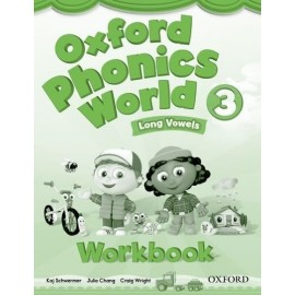 Oxford Phonics World 3 Long Vowels Workbook