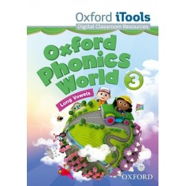 Oxford Phonics World 3 Long Vowels iTools DVD-ROM