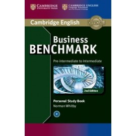 Business Benchmark Second Edition Pre-intermediate - Intermediate BULATS and Business Preliminary Personal Study Book