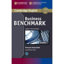 Business Benchmark Second Edition Upper Intermediate BULATS and Business Vantage Personal Study Book