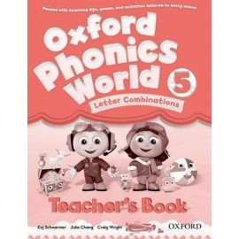 Oxford Phonics World 5 Letter Combinations Teacher's Book