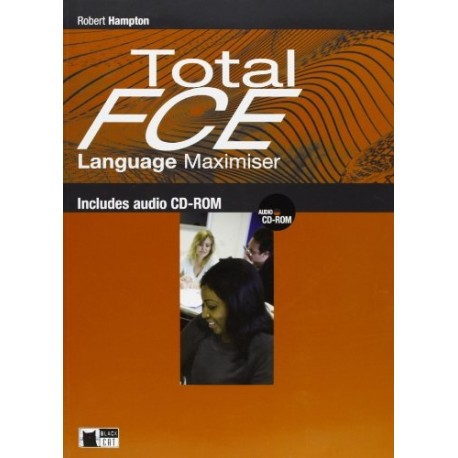 Total FCE Language Maximiser + CD-ROM + Audio CD Black Cat 9788853010537