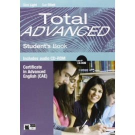 Total Advanced Students Book + Audio CD-ROM