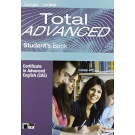 Total Advanced Student's Book + Exam & Vocabulary Maximiser + Audio CD-ROM
