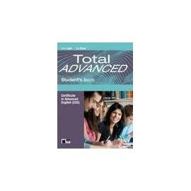 Total Advanced Teachers Book + Class CDs