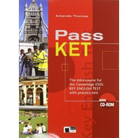 Pass KET Student's Book + CD-ROM