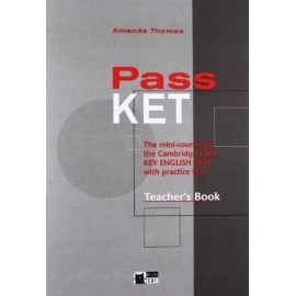 Pass KET Teacher's Book + Class Audio CD