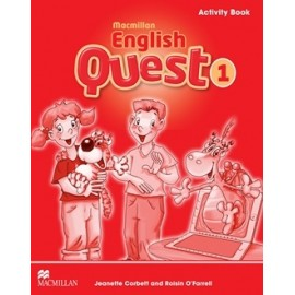 Macmillan English Quest 1 Activity Book