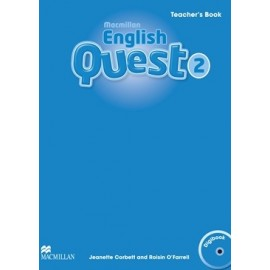 Macmillan English Quest 2 Teacher´s Book Pack + CD-ROM