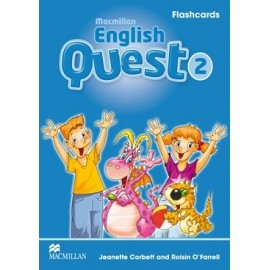 Macmillan English Quest 2 Flashcards